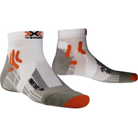X-Socks Marathon Running Socks Men white